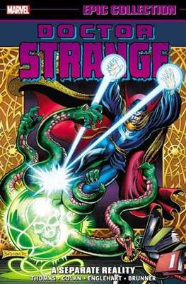 Doctor Strange Epic Collection (Softcover) #3