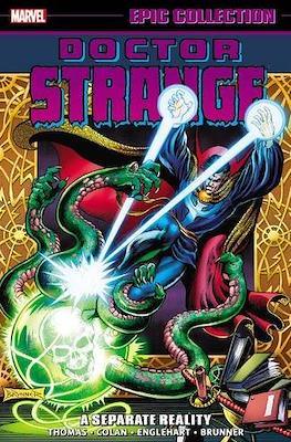 Doctor Strange Epic Collection #3