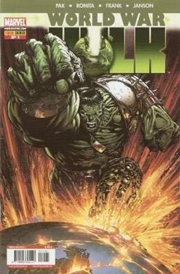 World War Hulk (Grapa) #1