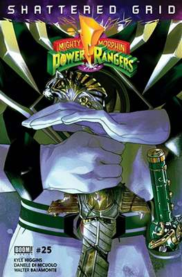 Mighty Morphin Power Rangers (Comic Book) #25.2