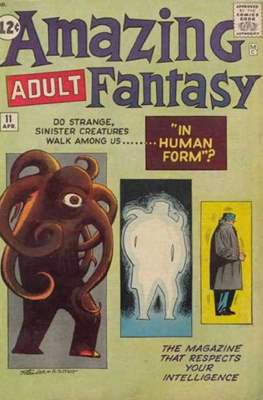 Amazing Fantasy (Comic-Book) #11