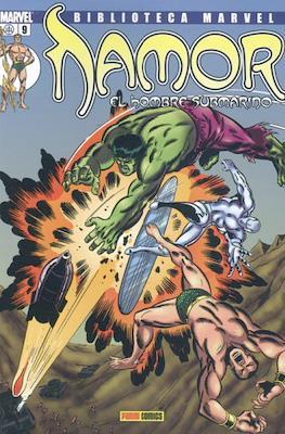 Biblioteca Marvel: Namor (2006-2007) #9