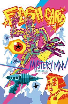 Flash Card. Mistery Man