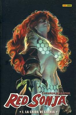 Red Sonja. La diablesa de la espada