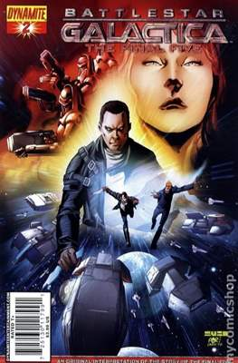 Battlestar Galactica: The Final Five #2
