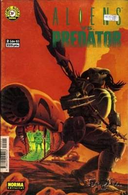 Aliens vs. Predator (Grapa 36 pp) #2