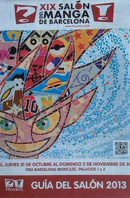 Catálogo / Guía del Salón del Manga de Barcelona #19