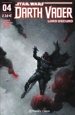 Star Wars: Darth Vader. Lord Oscuro (Grapa 40 pp) #4