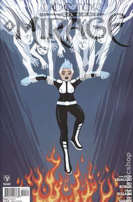 Doctor Mirage (2019- Variant Cover) #4.1