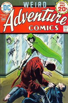 New Comics / New Adventure Comics / Adventure Comics (1935-1983; 2009-2011) (Saddle-Stitched) #434