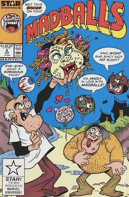 Madballs (Comic Book) #6