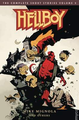 Hellboy: The Complete Short Stories (Softcover 368 pp) #2
