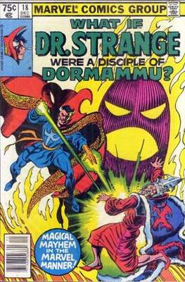 What If (Vol. 1 1977-1984) (Comic-Book) #18