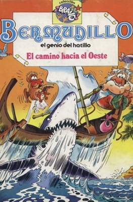 Colección ¡Bravo!. Bermudillo (Grapa) #6