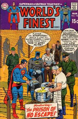 World's Finest Comics (1941-1986) (Comic Book) #192