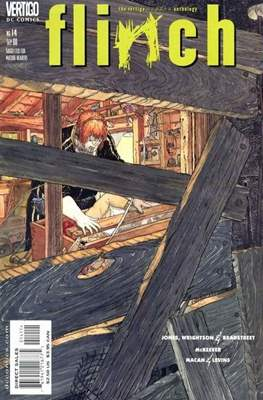 Flinch (Comic Book) #14