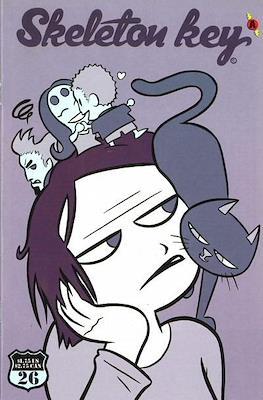 Skeleton key (Comic Book) #26