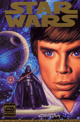 Star Wars: A New Hope - The Comic Book Adaptation