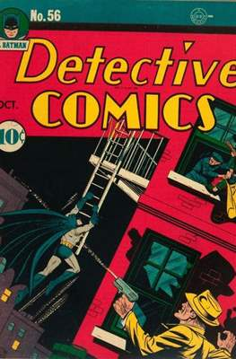 Detective Comics Vol. 1 (1937-2011; 2016-) (Comic Book) #56