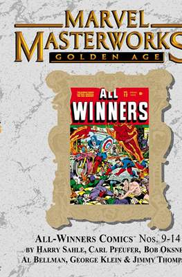 Marvel Masterworks #108
