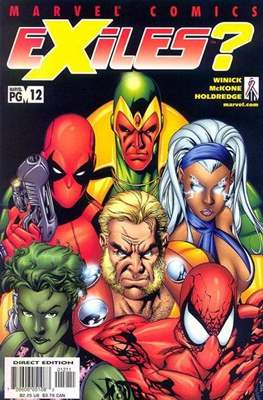 Exiles Vol. 1 (2001-2008) (Comic Book) #12