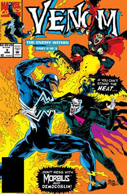 Venom: The Enemy Within (Comic Book) #2