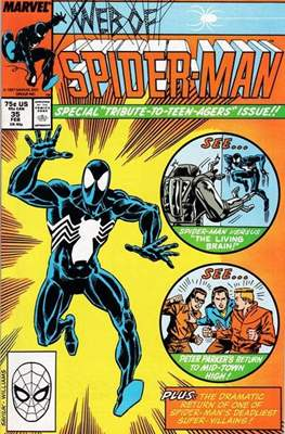 Web of Spider-Man Vol. 1 (1985-1995) (Comic-book) #35