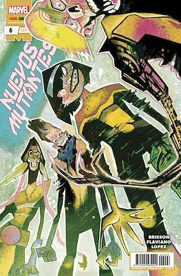 Nuevos Mutantes Vol. 3 (2020-) (Grapa) #6