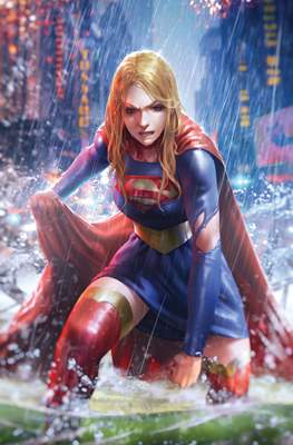 Supergirl Vol. 7 (2016-... Variant Covers) (Comic-book) #39