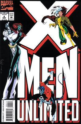 X-Men Unlimited Vol 1 (1993-2003) #4