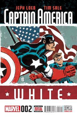 Captain America: White (Comic Book) #2