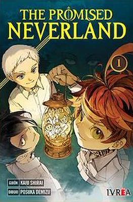 The Promised Neverland - Portadas Alternativas #1.2