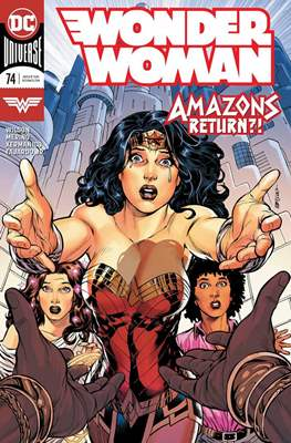 Wonder Woman Vol. 5 (2016-) (Comic book) #74