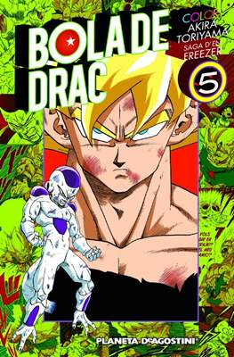 Bola de Drac Color: Saga d'en Freezer #5