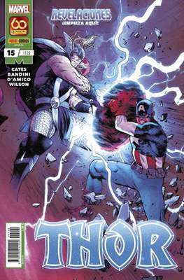 Thor / El Poderoso Thor / Thor - Dios del Trueno / Thor - Diosa del Trueno / El Indigno Thor (2011-) (Grapa) #122/15