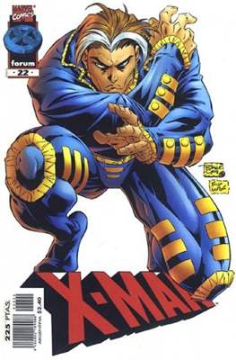 X-Man Vol. 2 (1996-2000) (Grapa 24 pp) #22