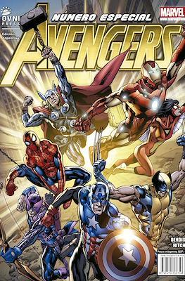 Avengers: Número Especial