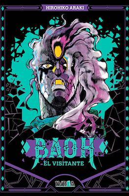 Baoh: El visitante (Rústica con sobrecubierta) #
