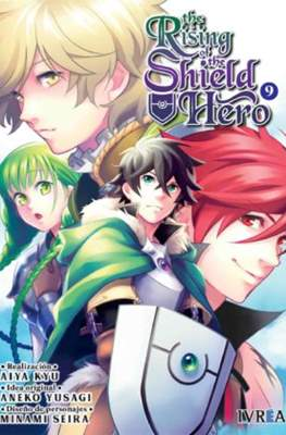 The Rising of the Shield Hero #9