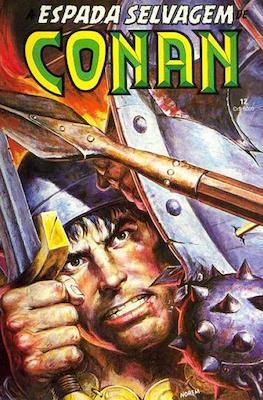 A Espada Selvagem de Conan (Grapa 84 pp) #12