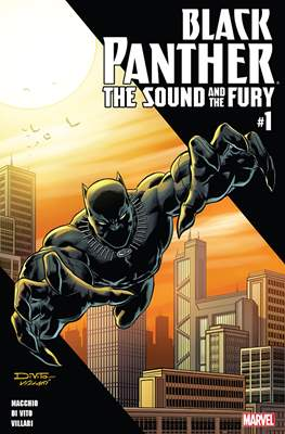Black Panther - The Sound And The Fury