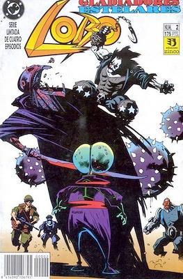 Lobo. Gladiadores Estelares #2