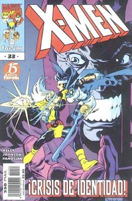 X-Men Vol. 2 / Nuevos X-Men (1996-2004) (Grapa 24 pp) #33