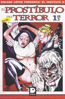 El prostíbulo del terror