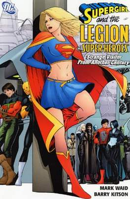 Legion of Super-Heroes Vol. 5 (2005-2009) (Softcover) #3