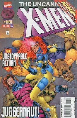The Uncanny X-Men (1963-2011) (Comic-Book) #334