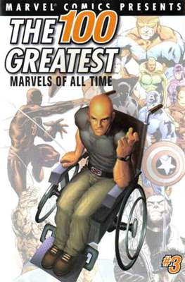 The 100 Greatest Marvels of All Time (Softcover) #8