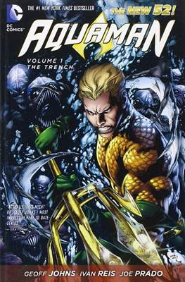Aquaman (2011-2016) (Softcover) #1