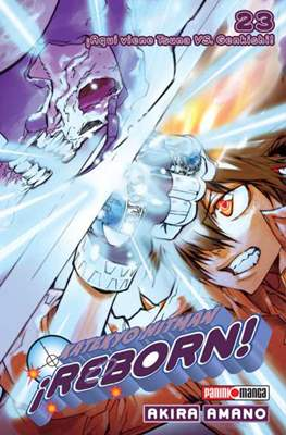 Katekyo Hitman ¡Reborn! (Rústica) #23