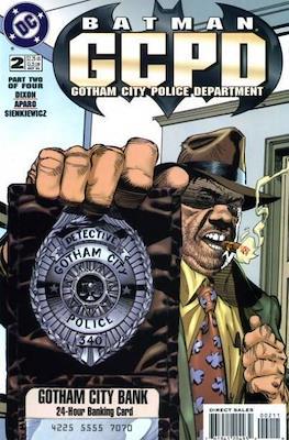 Batman: GCPD (Grapa) #2